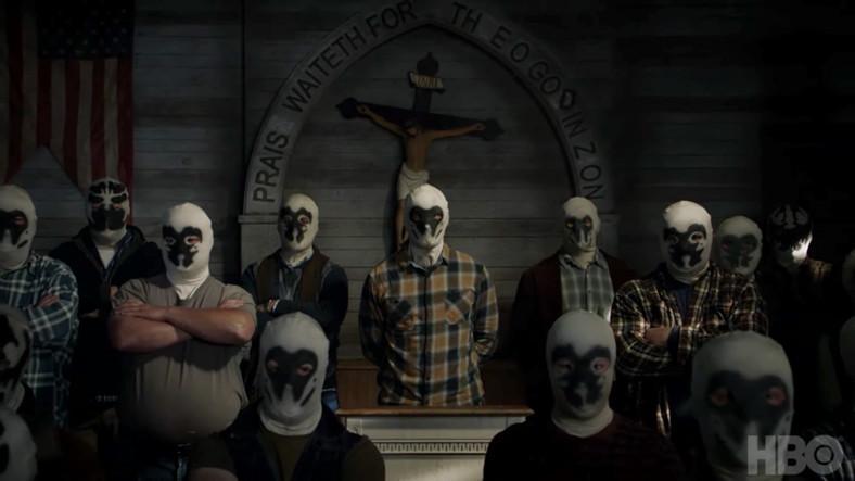 HBO'nun Çizgi Roman Uyarlaması Watchmen'den Yeni Bir Fragman Yayınlandı