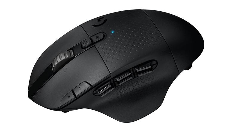 Logitech'in Yeni Oyuncu Mouse'u: G604