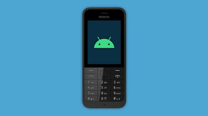 Nokia'nın Tuşlu Telefon Konseptiyle Android'i Birleştirdiği Yeni Cihazı