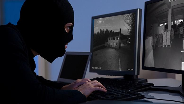 Güvenlik Kameraları Hackerlara Zarardan Çok Yarar Sağlıyor