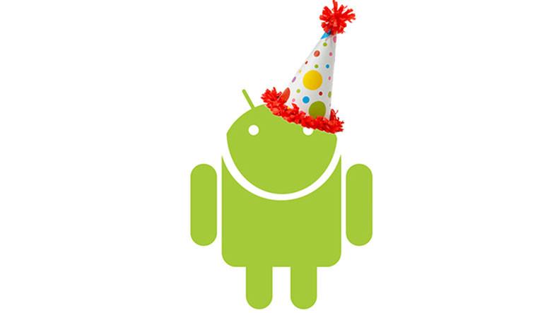 Yaşayan Efsane Android, 11 Yaşına Giriyor