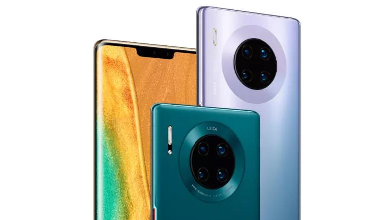 Huawei Mate 30 Pro'nun DxOmark Puanları Belli Oldu