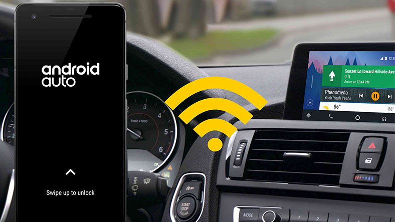 Bazı Samsung Telefonlar Android Auto Wireless Desteği Aldı