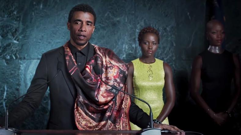 Deepfake ile Marvel'ın Yeni Black Panther'i Obama Oldu