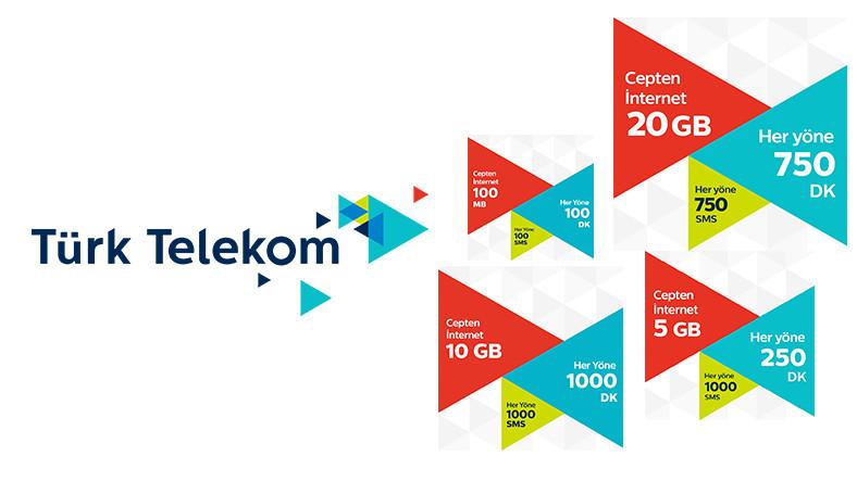 Türk Telekom Uygun Fiyatlı ve Faturasız Tarifeler