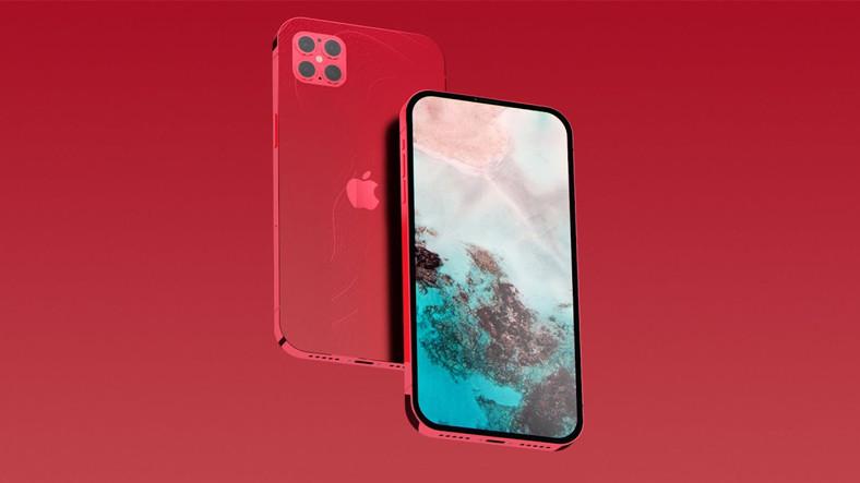 iPhone 12 Pro'nun Konsept Tasarımı