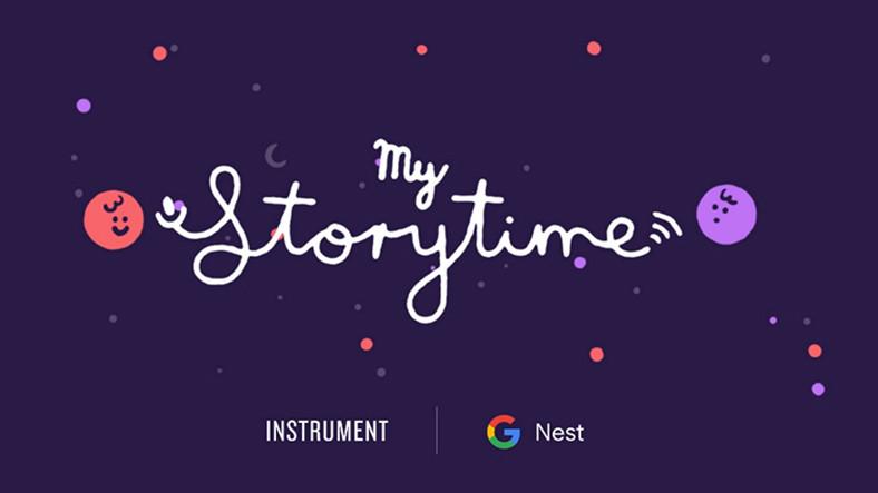 Google Asistan'ın Çocuklara Masal Anlatacak Özelliği