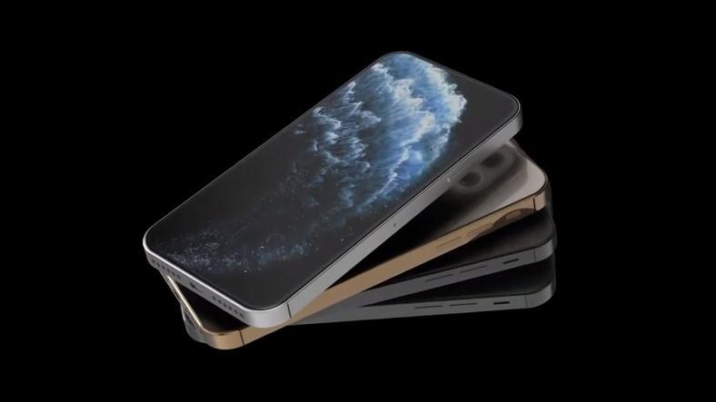 iPhone 12 İçin Hazırlanan Çentiksiz Ekranlı Konsept Tasarım