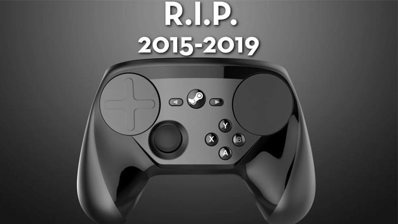 Valve, 'Steam Contoller'ın Satışını Durduruyor