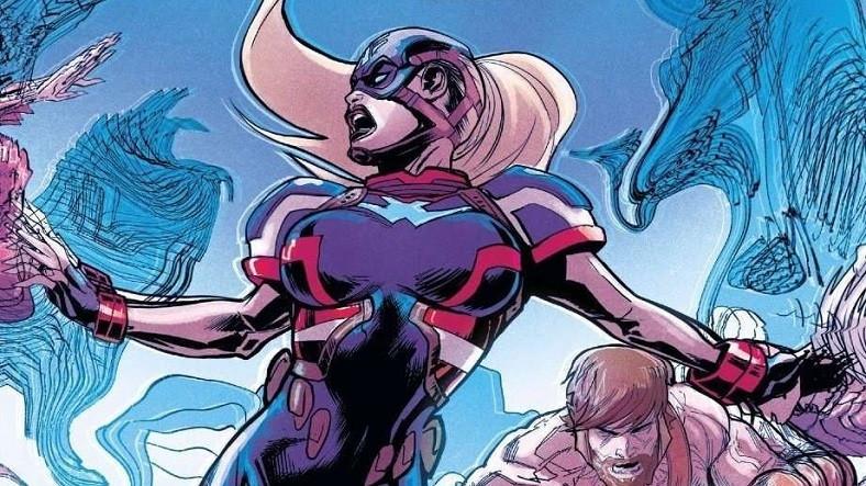 Marvel, Captain America'nın Bir Kadın Olacağını Onayladı