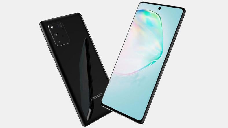 Samsung Galaxy A91 Konsept Tasarım Görselleri Paylaşıldı
