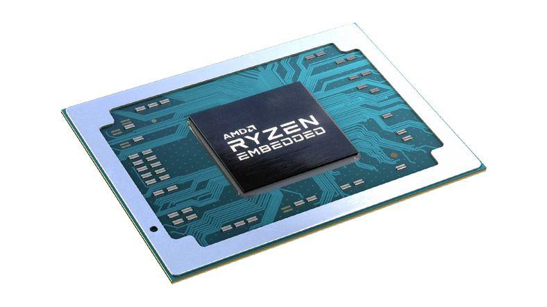 AMD, Mini Bilgisayar İşlemcilerini Duyurdu