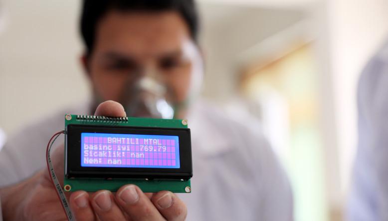 Meslek Lisesi, Koronavirüs İçin Solunum Cihazı Üretti