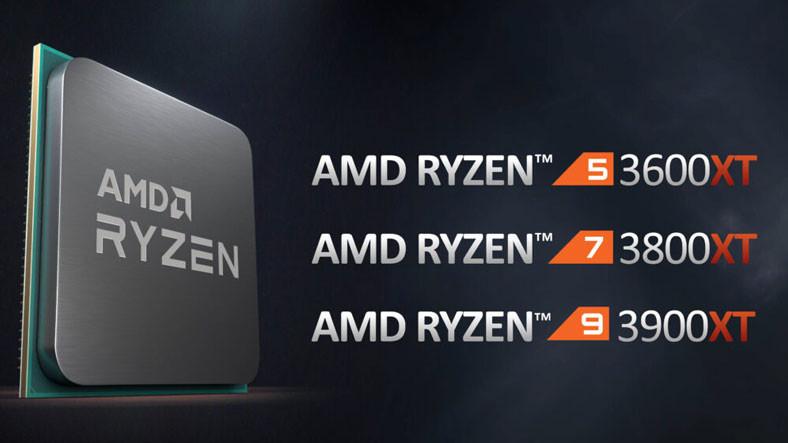 AMD'nin Yeni Ryzen 3000XT İşlemcileri Geekbench'te Görüldü