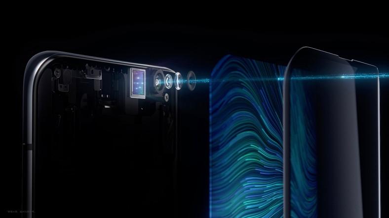 ZTE'nin Ekrana Gömülü Ön Kameralı Telefonu Ortaya Çıktı
