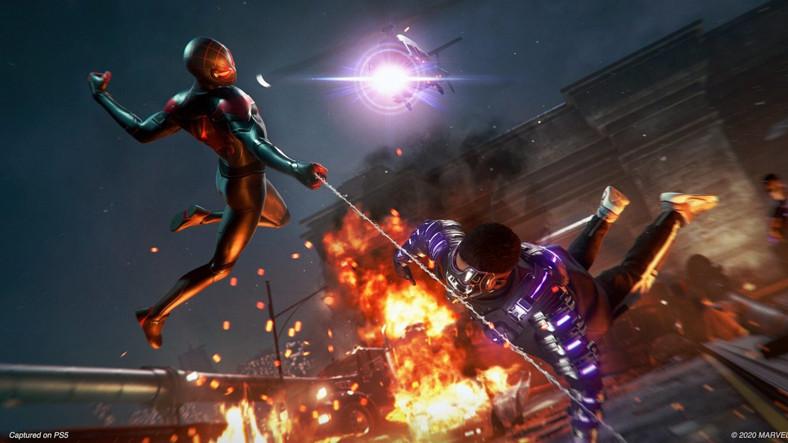 Spider-Man: Miles Morales'in Kendine Hayran Bırakacak Oynanış Videosu Yayınlandı