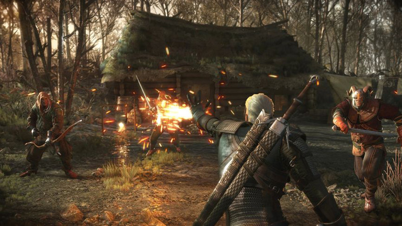 The Witcher 3 HD Reworked Project 12.0 Ultimate Modundan Yeni Video Paylaşıldı