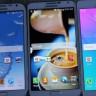 Galaxy Note 1, 2, 3, 4 ve 5 İçin Düşürme Testi!