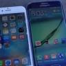 iPhone 6s ve Galaxy S6 Edge Karşı Karşıya! Hangisi Daha Dayanıklı?