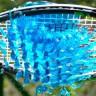 Tenis Raketiyle Jöleye Vurursanız Nasıl Görünür?