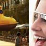 Google Akıllı Gözlükler İçin Hologram Teknolojisi Patentini Aldı!
