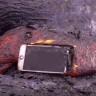 Kızgın Lavların Arasında Bırakılan iPhone 6s Dayanabilecek mi?