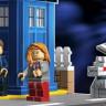 Doctor Who Lego Sonunda Piyasaya Sürüldü