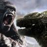 Godzilla ve King Kong Aynı Filmde Karşı Karşıya Geliyor!