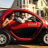 Scoot Şirin mi Şirin Bir Elektrikli Araba Üretti!