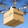 Google'ın Kargo Amaçlı Drone Hava Aracı İş Başında