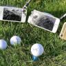 iPhone Modellerini Golf Oynamak İçin Kullanan Ruh Hastası