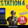 PlayStation 4 Hediyeli Raid And Rule Kampanyamız Sonuçlandı!