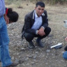 Bingöl'de Düşen Meteor Parçalarından Parayı Kıran Adam