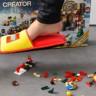 Lego'dan Oyunla Birlikte Verilen Dünyanın En Sempatik Hediyesi