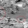 Mars'ta Sakallı Bir İnsanı Andıran Heykel Benzeri Yapı Bulundu!