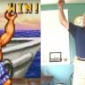 Street Fighter'daki Karakterlerin Hareketlerini Birebir Yapan Süper Baba