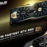 ASUS'dan Dünyanın En Hızlı GTX 980 Ti Ekran Kartı