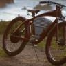 Vintage'den Retro Tarzında Elektrikli Bisiklet!