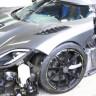 Çinli Sürücü Yaptığı Kazayla 4.1 Milyon Dolarlık Koenigsegg Agera R Marka Otomobilini Haşat Etti