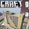 Minecraft'ta Yapılan Muhteşem GTA V Haritası Yavaş Yavaş Bitiyor!