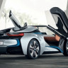 BMW, 3 Yıl Önce Konsept Olarak Duyurduğu i8 Spyder Modelini Seri Olarak Üretecek!