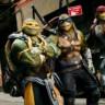 Ninja Kaplumbağalar 2'nin İlk Tanıtım Videosu Geldi ve Tek Kelimeyle Mükemmel!!