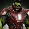 ''Iron Man'' Zırhı İle Yeniden Tasarlanan 10 Süper Kahraman