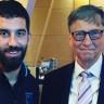 Arda Turan, Microsoft'un Kurucusu Bill Gates'le Buluştu!