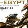 """Mısır Tanrılarının Savaşını Anlatan """"Gods Of Egypt"""" Filminden Yeni Fragman!"""