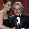 25 Yaşındaki Jennifer Lawrence, Yeni Filminde 72 Yaşındaki De Niro'nun Annesini Canlandıracak!