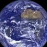 NASA Dünya'nın Ay'dan Çekilmiş Muhteşem Bir Fotoğrafını Yayınladı