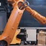 İnsan Hareketlerini Algılayarak Hareket Eden Endüstri Robotu!