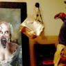 İzleyeni Bile Korkutan ''Canlanan Portre'' Şakası!
