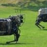 Amerikan Ordusu, Yeni Teknolojiyle Üretilmiş Robot Köpekler Kullanacak!